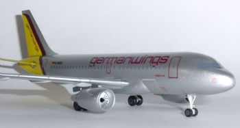 Airbus A319 Germanwings Standard Livery Herpa Model Scale 1:200 550598 D-AKNG E